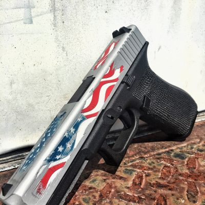 Freedom Flag Glock